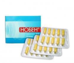 Нобен, капс. 30 мг №30